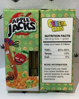 Apple Jacks Cereal Vape